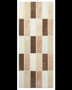 Look Mosaico Mix Crema Tiles - 500x200mm