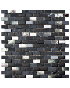 Nacar Abyss Mosaic Tiles - 300x300mm