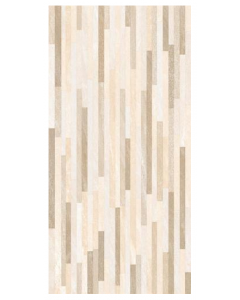 Safari Tiles Cut Crema - 303x613mm