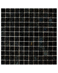 Solar Black Mosaic 25x25 - 325x325x4mm