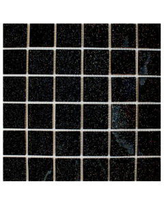 Solar Black Mosaic 50x50 - 325x325x4mm