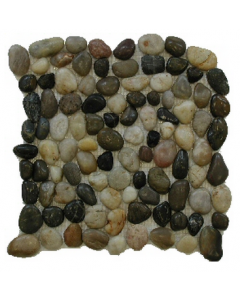 Stone River Multi Mosaic - 300x300mm