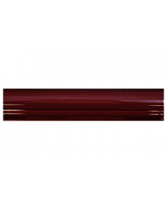 Woodford Dado Burgundy - 200x50mm