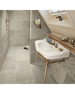 Marshalls Tile and Stone Barancos Blue Honed Tile - 600x600mm
