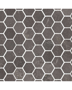 Marshalls Tile And Stone Valmont Hexagon Mosaic -  330x280mm