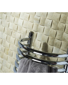 Santander Cappuccino Marble Mosaic 50x50mm
