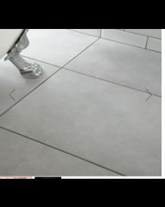 Cemento Light Grey Glazed Porcelain W&F 580x400mm