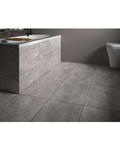 Valley Grey Glazed Porcelain W&F 580x400mm