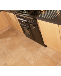 Classic Kremna (Chiselled Edge) Brushed Travertine Opus Pack