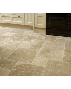 Classic Kremna Honed & Filled Travertine Opus Pack