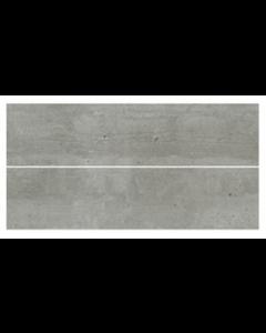Johnson Tiles Sherwood Wood Effect Smoke Matt Scored Tile - 600x300x11mm