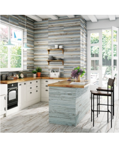 Tribeca Tiles Mix Wood Effect 32x62.5 Tiles