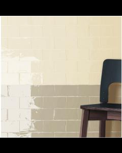 Handmade Metro cream Panacotta 75x150 Tiles