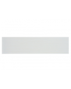 Gemini Bulevar Blanco Tile - 400x100mm