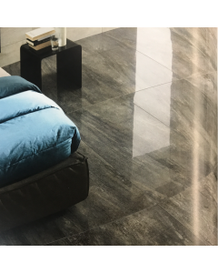 Marshalls Tile And Stone Icon Charcoal Lappato 1200x600mm tiles