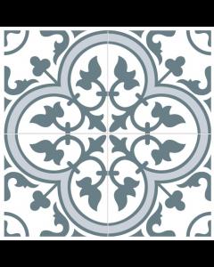Bourton Tiles Marina Blue 45x45 Tiles ledbury