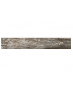 Club Grey Wood Effect Glazed Porcelain W&F 165x1000mm
