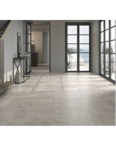 Mica Grey Glazed Porcelain 590x590mm