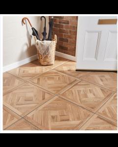 Kanata classic Oak Porcelain 600x600 Floor Tile