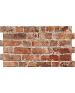 Manhattan Cotto brick effect wall tile