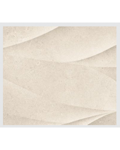 Novabell Tiles Sovereign Avorio Dune Decor Porcelain Wall and Floor Tiles 80x40