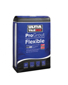 UltraTileFix ProGrout Flexible 3KG White
