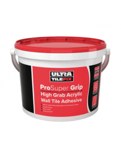 UltraTileFix ProSuper grip 15KG-Off White