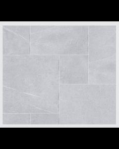 Dolomite Silver Modular Tiles
