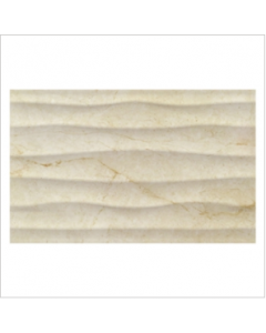 Marbles Celebration Cream Décor Tile - 400x250mm