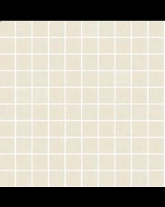 Pietra Pienza Beige Mosaic Tile - 30x30mm