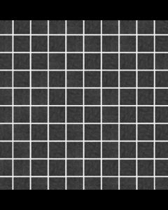 Pietra Pienza Antrasite Mosaic Tile - 30x30mm