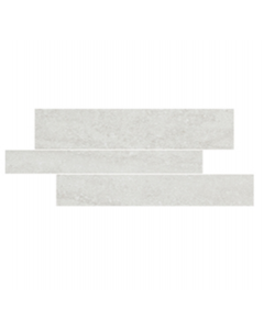 Pietra Pienza Light Grey Rectified Cut Décor - 600x300x9mm
