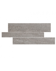 Pietra Pienza Dark Grey Rectified Cut Décor - 600x300x9mm