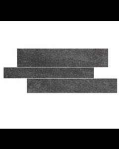 Pietra Pienza Antrasite Rectified Cut Décor - 600x300x9mm