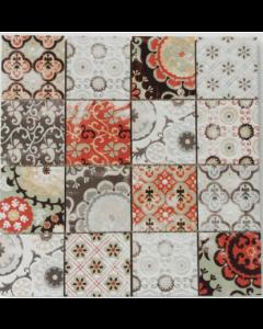 Marshalls Tile & Stone Autumn Fall Mosaic 300x300x7.5mm