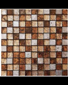 Marshalls Tile & Stone Ethan Mosaic – 300mm x 300mm