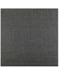 Textile Dark Grey 185x185x8mm Tiles