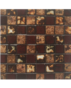 Marshalls Tile & Stone Imperial Garnet Mosaic – 300x300x10mm