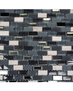 Marshalls Tile & Stone Italia Grey Mosaic – 300mm x 295mm x 10mm