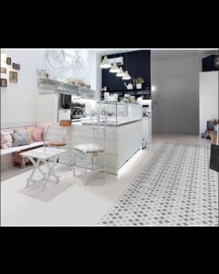 Keros Ceramica Barcelona Triumph Pattern 25x25cm Tiles