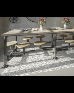 Keros Ceramica Barcelona Sand Pattern 25x25cm Tiles