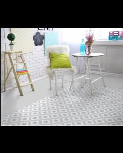 Keros Ceramica Barcelona Star Pattern 25x25cm Tiles