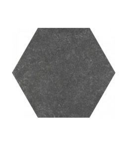 Waxman Traffic Grey Hexagonal 25cm Tiles