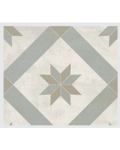 Continental Tiles Halcon Autograph Southampton Grey 45x45 Tiles