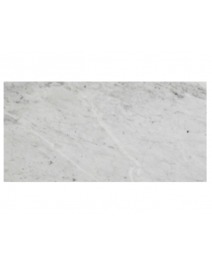 Carrara Bianco Polished Marble 305x610mm