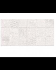 Rubi Ivory Puzzle 600x300x9mm Tiles