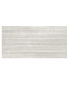 Loft White Waves Glazed Porcelain W&F 304x610mm