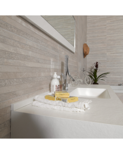 Gemini tiles Keraben Nature bone  wall tiles