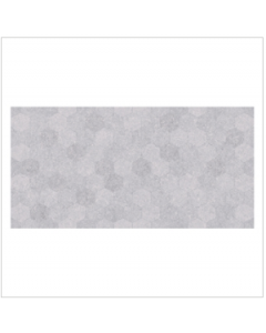 Gemini Buxy Gris Hexagon Tile - 600x300mm