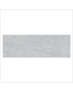 Gemini Franklin Light Grey Matt Tile - 600x200mm